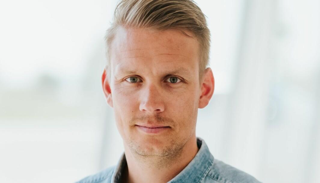 Påtroppende kommunikasjonsdirektør Erik Trosby er én av de tre nye i XXL-ledelsen.
