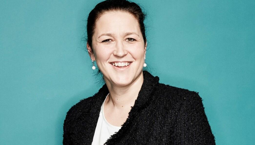 Elise Langerød blir XXLs første HR-direktør.