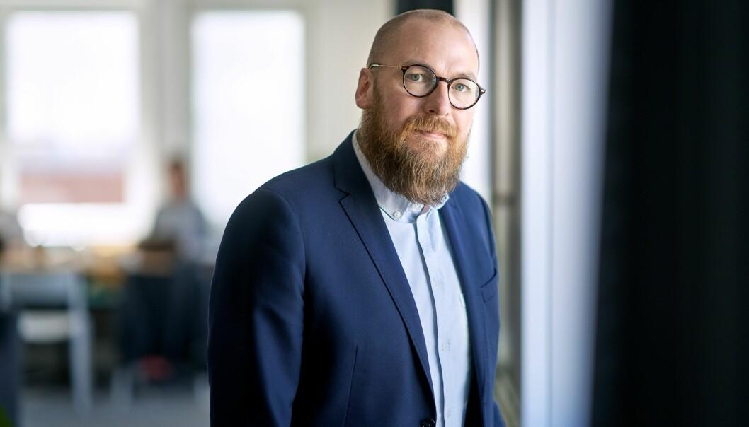 – Vi er stolte over å presentere resultatene i vår bærekraftsrapport, sier Marcus Hartmann, leder av Corporate and Government Affairs Nordics i Mondelēz International