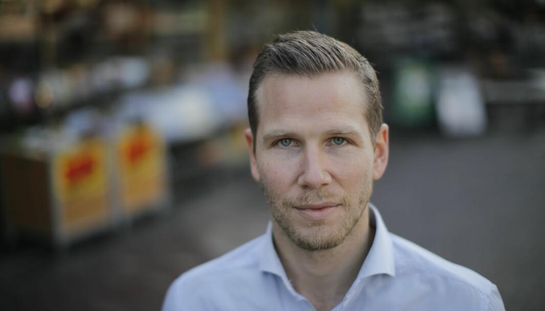 Are Vittersø er daglig leder hos Prisjakt.no.