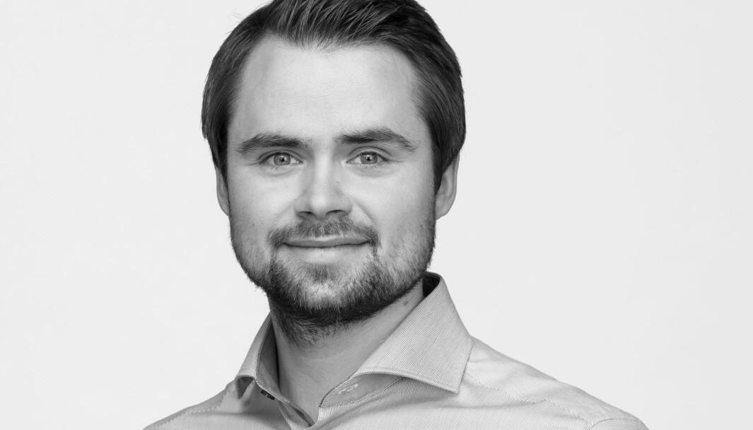 Lasse Svendsen skal utvikle fremtidens sentre sammen med nye kollegaer i Citycon.