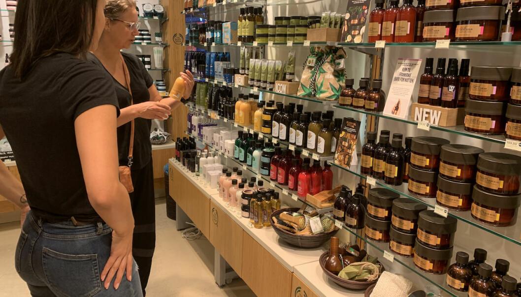Shoppingen stiger betraktelig i Norge for annen måned på rad.