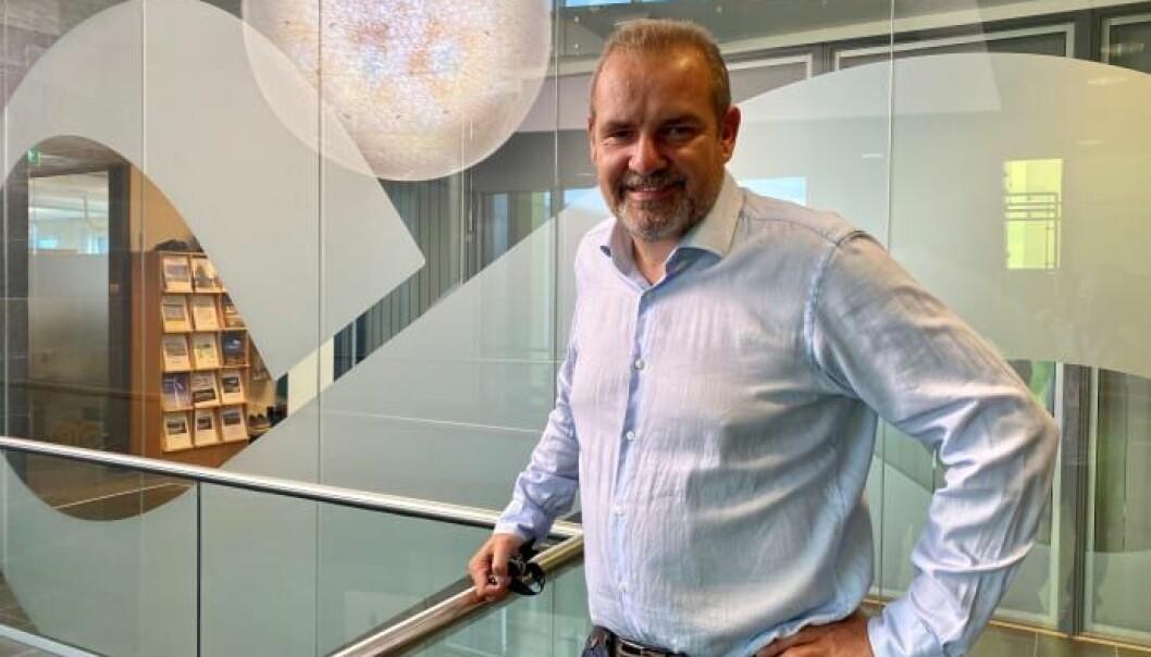 Konsernsjef Ståle Gjersvold og TrønderEnergi tar steget inn i over 2100 dagligvarebutikker i Norge.