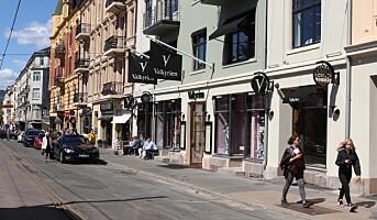 Nytt senter: Valkyrien styrker Bogstadveien