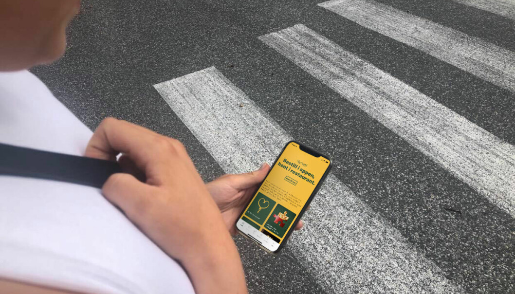 McDonald's-appen utviden denne uken med mobilbestilling og mobilbetaling.