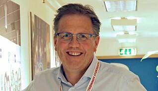 Senterleder Per Kristian Trøen