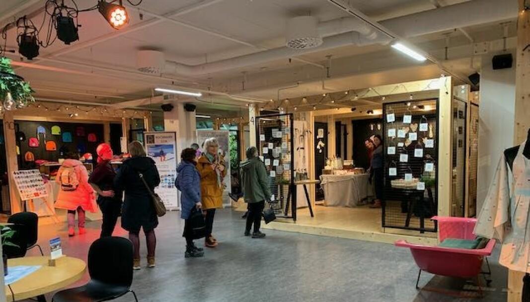 Veita Shopping i Tromsø skiller seg fra andre kjøpesentre på flere måter.