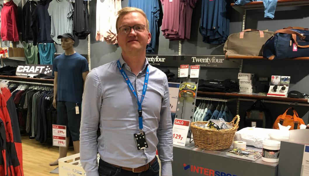 Ole Anders Olsen: – Ved å handle i den lokale butikken skapes en mulitiplikatoreffekt som er en betingelse for å beholde levende lokalsamfunn.