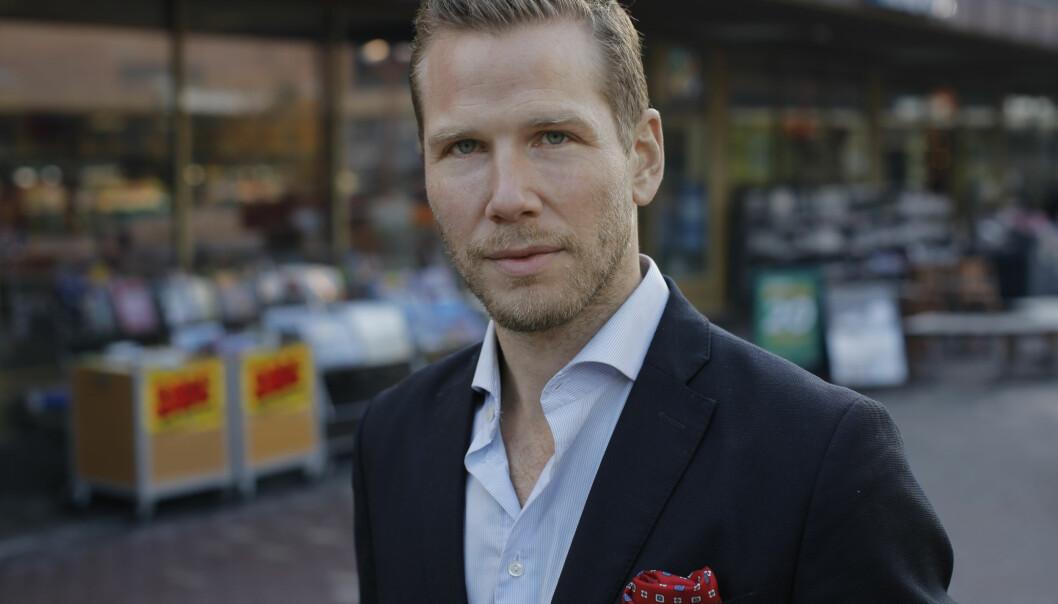 Are Vittersøe i Prisjakt mener at nordmenn vil vri mer av handlingen sin til nett etter pandemien.