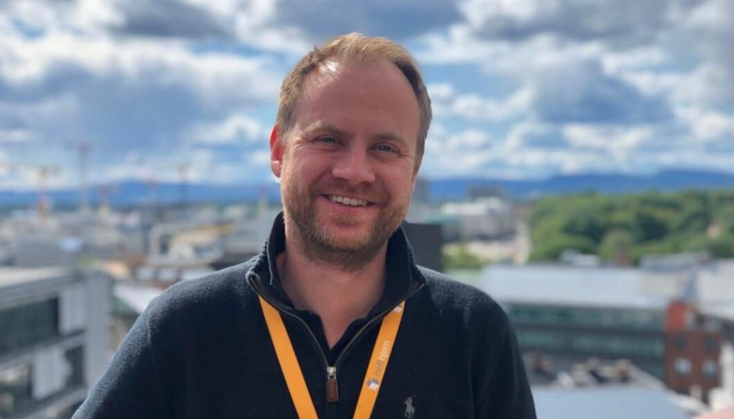 Anders Lunde Angen er daglig leder i Helthjem som nå setter opp egne utleveringssteder..