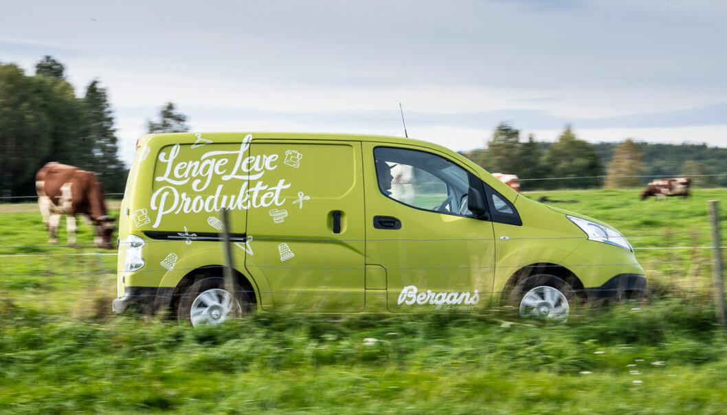 Med «Tour de Sy» ønsker Bergans å bidra til å skape engasjement rundt et mer bærekraftig forbruk i Norge.