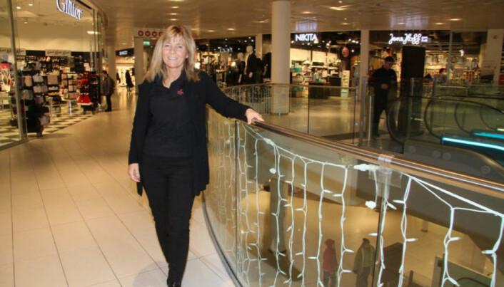 Trine Foosnæs: – Vi ønsker å være en arena for opplevelser i tillegg til shopping.