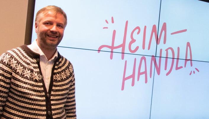 Marius Steiro: – Før jul vil vi kjøre en ny runde 'Heimhandla'.