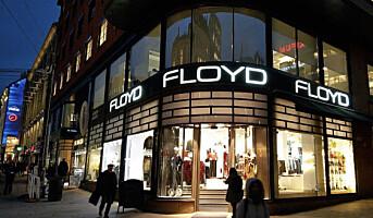 Fem nye Floyd-butikker
