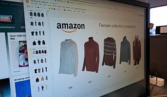 Stormberg etablerer seg på Amazon: