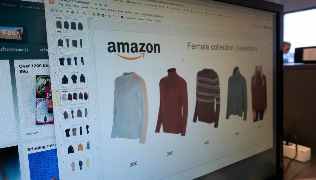 Stormberg etablerer storefront på Amazon UK i løpet av høsten.