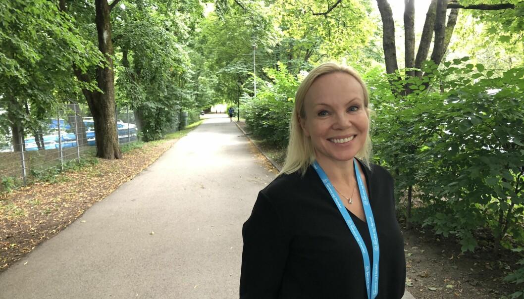 Linda Vist er ny direktør for handelsnæringen i NHO Service og Handel.
