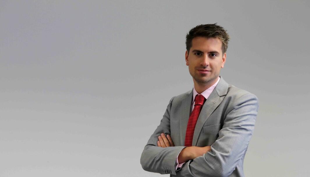 Hans Kristian Furuseth er daglig leder i Farmasiet.