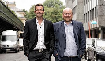 Rykker opp og blir konstituert CEO i Oculos