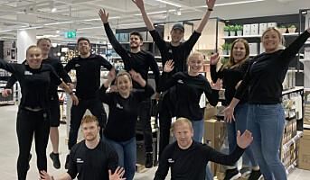 Seks nye butikker på Sirkus Shopping