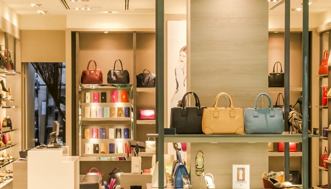 Når kunden først kommer til butikken, må butikken være klar og «selgende». Her har mange kjeder mye å gå på, mener kronikkforfatteren. Ill. foto.
