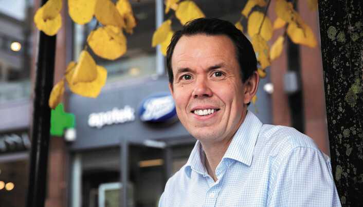 Boots Norge byttet til Quinyx for å få mer forutsigbarhet og sikre gode og effektive  prosesser, sier Morten Herman Vogt.