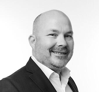 Kenneth Olsen, eiendomssjef i Selvaag Eiendom