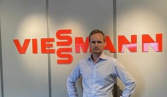 Ny adm. dir for Viessmann Refrigeration Systems