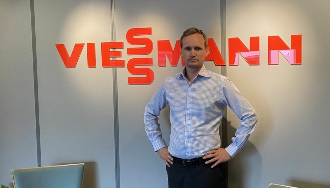 Kenneth J. Kløw har tiltrådt som ny adm. dir for Viessmann Refrigeration Systems AS.
