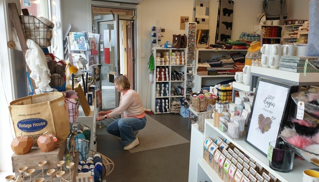 Satsingen bidro til at forretninger som så for seg å stenge og låse døra, holdt aktivitet gjennom hele shut-down-perioden, blant annet i Hammerfest.