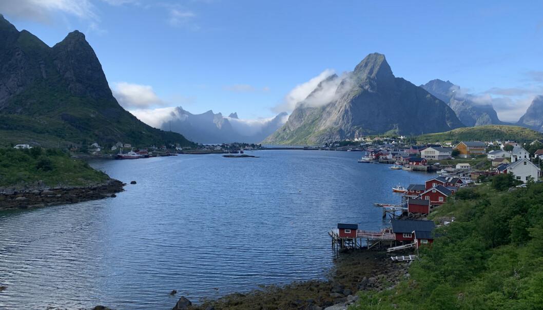 Innbyggerne i Nord-Norge handlet mest på nett i sommer.