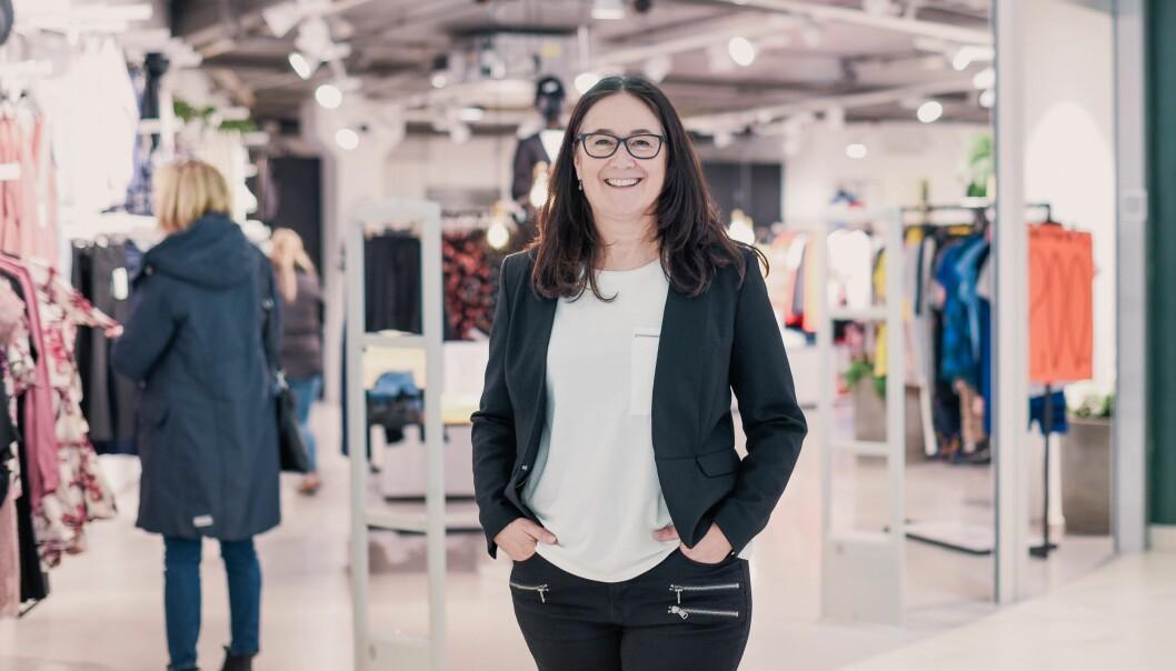 Kristine Bang Abelsen understreker at det er viktig å være kjent med kulturen, verdigrunnlaget og folkene i kjeden som det rekrutteres til.