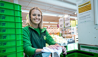 NorgesGruppens halvårstall: Et matmarked preget av covid-19