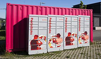 38 prosent volumvekst fra netthandel for Posten