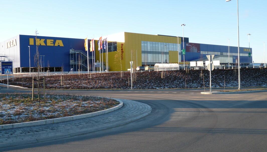 16 årsverk forsvinner på Ikea Sørlandet