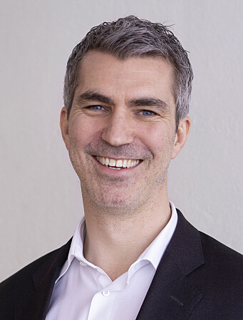 Jacob Tveraabak er konsernsjef i StrongPoint.