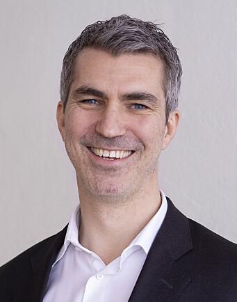 Jacob Tveraabak, CEO i StrongPoint.