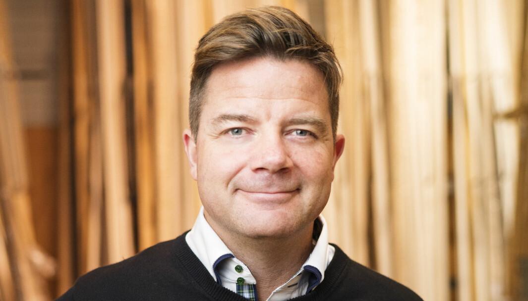 Knut Strand Jacobsen i Byggmakker har fått godkjent kjøpet av Carlsen Fritzøe Handel.