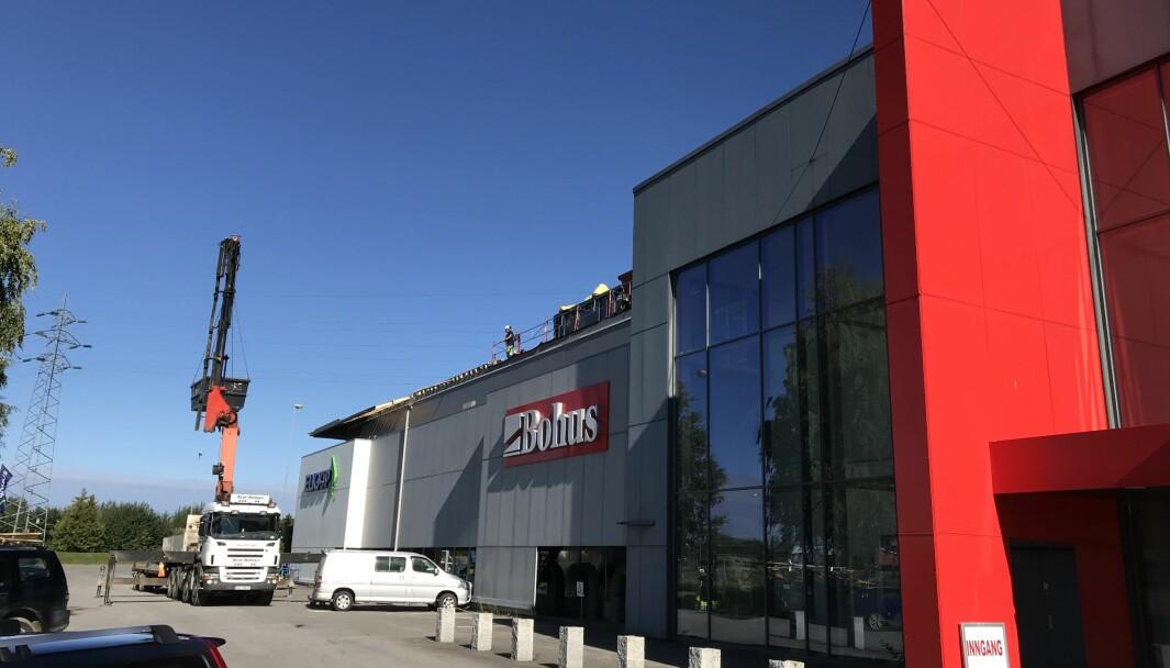 Alti skal forvalte Bobyn kjøpesenter i Verdal.
