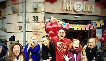 Rekordrask overgang til franchise i Deli de Luca – alle driverne tjener penger