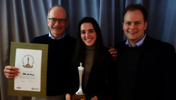 På Franchisekonferansen 2020 vant Deli de Luca prisen Årets Franchisekjede. Hovedbegrunnelsen var at kjeden har gått over til franchisemodellen i rekordtempo, med suksess.
