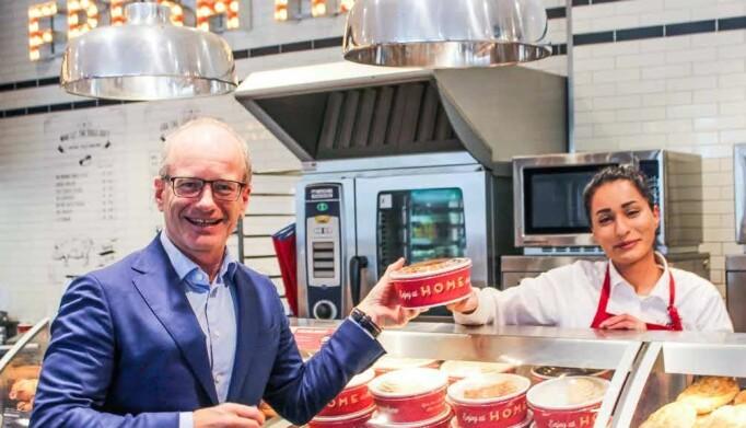Kjedeleder Tormod Lier konstaterer at overgangen til franchise i Deli de Luca gikk bra. Oppsiktsvekkende nok tjener alle franchisetakerne i kjeden penger.