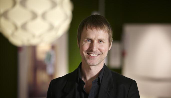Jonas Carlehed er bærekraftsansvarlig for Ikea i Sverige.