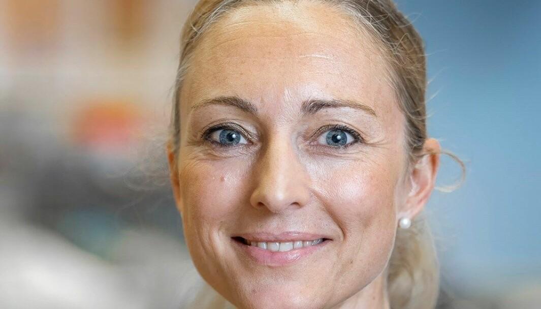 Tina Englyst er sjefsjurist og bærekraftsjef i Clas Ohlson.