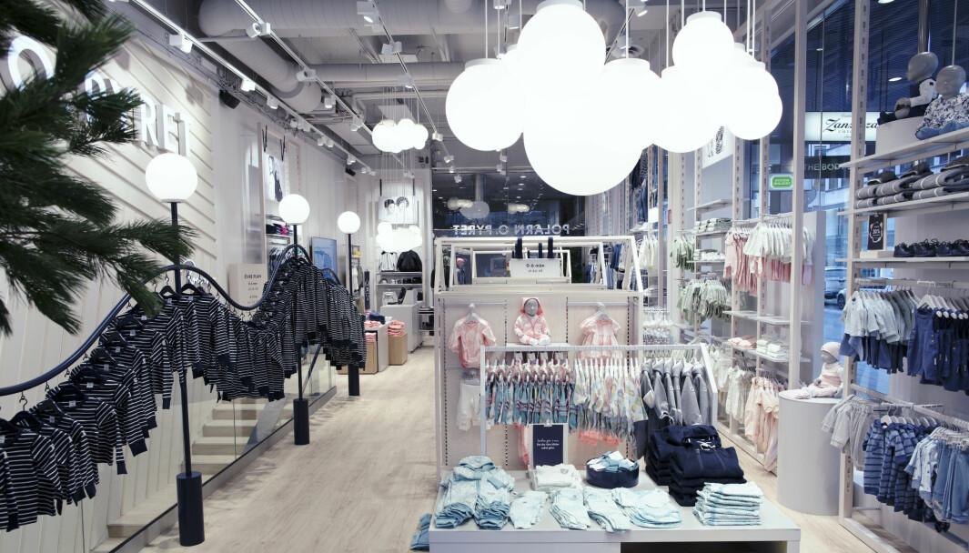 Polarn O. Pyret lanserte et nytt innredningskonsept i 2018 og vant pris for konseptet på Mode Galan i Sverige. Kjeden er også blitt kåret til Sveriges grønneste varemerke hvert år siden 2008.