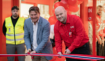 Jula åpnet varehus nr 35 i Norge – i Laguneparken i Bergen