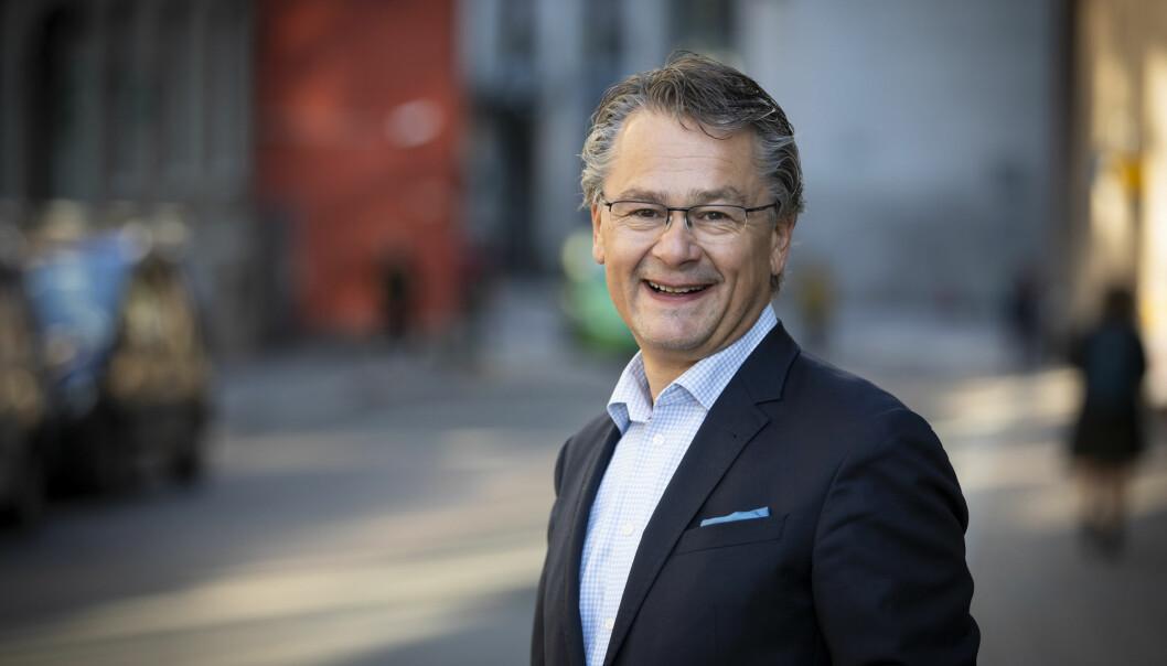 Håkon Liland blir ny daglig leder i Morgenlevering fra 1. oktober.