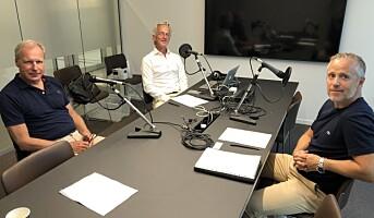 Podcast om franchise er på lufta