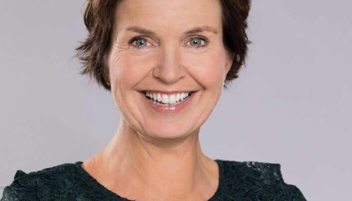 Senterleder Nina Kristengård