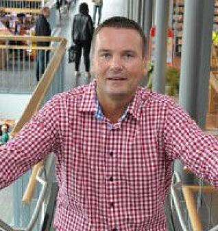 Ketil Benjaminsen er eiendomsutvikler i Coop Nord.